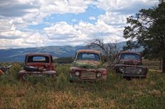 forgotten old trucks | Lets See Your Abandoned and Forgotten Vehicles - Page 107 - Canon ...