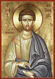St. Nathaniel Orthodox Icon