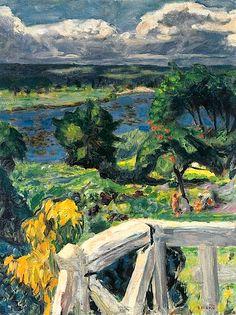"""Pierre Bonnard """"Coup de soleil"""""""