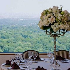 Highlawn Pavilion - BREATHTAKING -  FROM THE VIEW TO THE FOOD, JUST A SPECTACULAR DESTINATION.