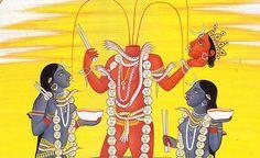 Goddess Chinnamasta, The One with the Severed Head Shiva Shakti, Lord Shiva, Durga, Gods And Goddesses, Disney Characters, Freedom, News, House, Art