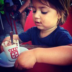 vida e caffé is for the whole family Served Up