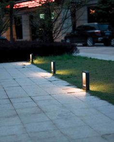 The Lachlan Post is perfect for illuminating garden areas and pathways. The unique slim and hollow design is available in a black or charcoal finish to suit any area.  Fitted with a single LED chip, they will provide a comfortable light while saving on energy, plus LED run at a much cooler temperature, reducing fire risk.