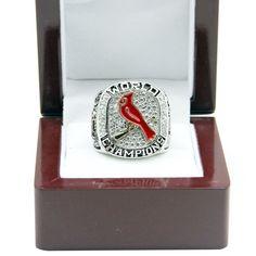 St. Louis Cardinals 2011 MLB World Series Championship Ring - Baseball