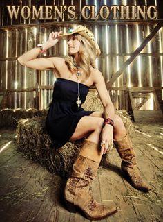 Ladies Western