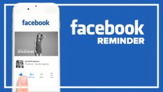 Facebook Reminder - How to Set and Delete reminders Bank Of America App, America Online, Delete Facebook, Facebook Likes, Adidas Originals, Amazon Shopping App, How To Become Popular, Online Signs, Lower Thirds
