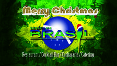 Dear friends,  We wish you a lovely Christmas!  May this joyful season meet you and your family with love, health and happiness.  Feliz Natal!