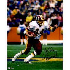 a51fbf8f3 Autographed Washington Redskins John Riggins Fanatics Authentic 16'' x 20''  White Vertical