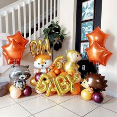 Balloon Bouquet, Balloon Garland, Balloons, Bouquets, Woodland, Party, Kids, Quote, Instagram