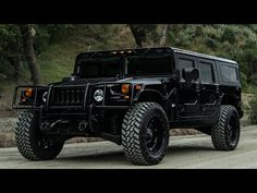 Hummer on Fuel Hostage Wheels by California Wheels Hummer Truck, Hummer Cars, Hummer H2, Hummer H1 Alpha, Badass Jeep, Terrain Vehicle, Lux Cars, Jeep Rubicon, American Motors