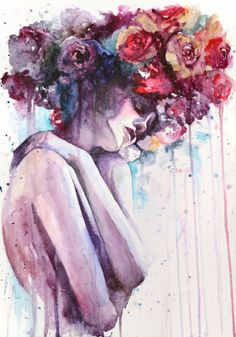 Her flowering memories