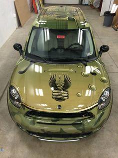 MINI Art Cars | Custom MINI Cooper