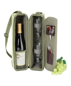 Olive & Tweed Wine Carrier