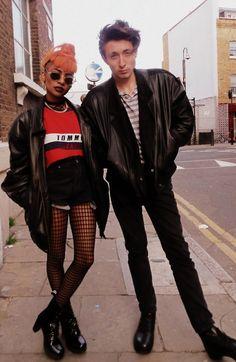 Grunge 90's street style