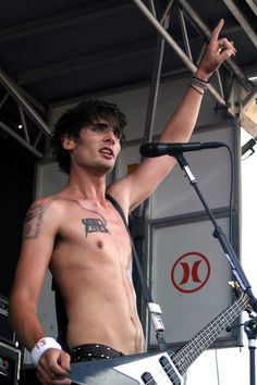 Tyson Ritter. 33 Pictures From The Glory Days Of The Warped Tour
