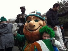 A few photo's of those enjoying St. Patrick's Day in Dublin City. Dublin City, Mickey Mouse, Album, Disney Characters, Gallery, Day, Roof Rack, Baby Mouse, Card Book
