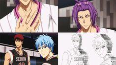 Kuroko No Basket MurasakibaraXD