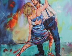 """Check out new work on my @Behance portfolio: """"dancing colored Tango"""" http://be.net/gallery/36663033/dancing-colored-Tango"""