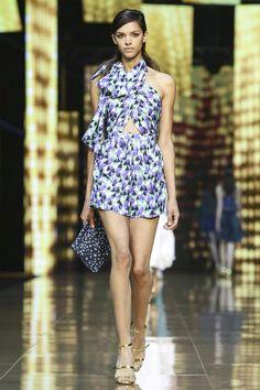 Just Cavalli Ready To Wear Spring Summer 2015 Milan