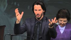 47 Ronin: Japan Press Conference Part 6 of 9 - Keanu Reeves
