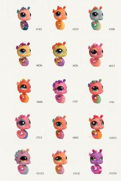Nicole`s LPS blog - Littlest Pet Shop: Dezember 2009 sea horse