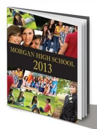 High School Yearbook Cover Ideas