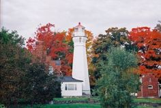 Guest blogger Jerry Roach takes us on a lighthouse tour of Michigan's thumb