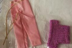 Handmade  Trouser Set Outfit for Barbie Dolls   (nannycheryloriginal) 1293 £3.50