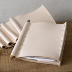 Corter Leather Field Notes Sleeve   Acquire