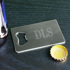 Engraved Credit Card Bottle Opener  M957029 by GiftsForYouNow