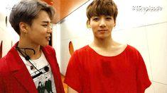 JiKook || JungMin || BTS Jimin & Jungkook || Bangtan Boys Park Jimin & Jeon Jungkook