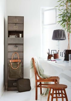 House Tour : Tine Kjeldsen - French By Design