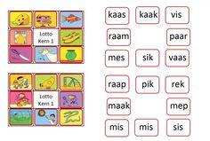 Busy Boxes, Learn To Read, Kids Learning, Spelling, Back To School, Bingo, Teacher, Education, Reading