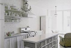 White Kitchens: <em>The Absence of Color</em><br /><i> Guest Post from Susan Serra of The Kitchen Designer</i>