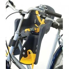 PedalPro Front Mount Bicycle Seat