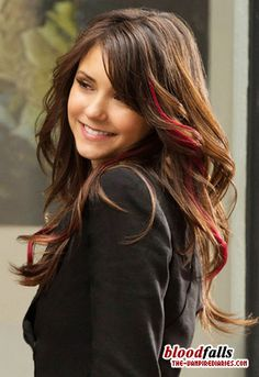 Love the new hair! Elena on an upcomming episode of Vampire Diaries March 14th!!! Can't Wait!