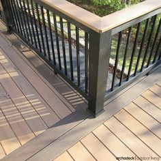 Most experienced deck contractors are willing and able to build with any material you want.  But if you prefer low maintenance instead of wood, then TimberTech decking can be a fantastic option for three reasons: color, price-point and warranty. | west-county.archadeck.com