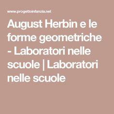 August Herbin e le forme geometriche - Laboratori nelle scuole | Laboratori nelle scuole