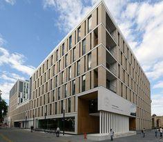 University of Edinburgh School of Informatics, Bennetts Associates Architects | Edinburgh | United Kingdom | MIMOA
