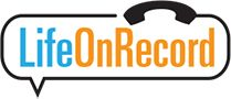 LifeOnRecord - Audio Keepsakes of Phoned in Messages from Family & Friends.