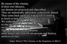 cinema or the imaginary man edgar morin