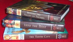 3 The Land of Elyon Chapter Books #2 3 4 Level 6 AR points 8.0 Patrick Carman