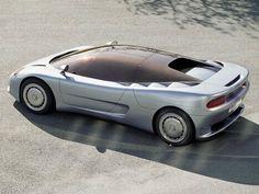 Bugatti veyron 1990