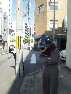 誰かに狙われてるような…?なのだ!の巻http://ameblo.jp/hangyo-kun/entry-11845719652.html