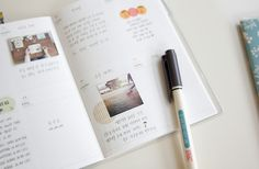 MochiThings.com: Pattern Weekly Planner