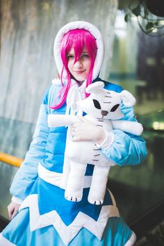 Frostfire Annie - League of Legends-- Made for my daughter: Cosplay 2016 (Photo by Sarah Hall Photography)