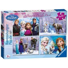 £9.99 3+ Frozen puzzle