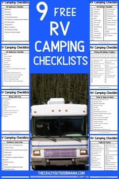 The Ultimate RV Camping ChecklistS 9 Free Printable PDFs These 9 free printable rv camping checklist&; The Ultimate RV Camping ChecklistS 9 Free Printable PDFs These 9 free printable rv camping checklist&; Ski Trip Packing List, Beach Vacation Packing List, Camping Packing, Packing Lists, Weekend Packing, Cruise Packing, College Packing, Travel Packing, Beach Trip