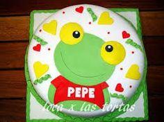 tortas decoradas sapo pepe Cakes And More, Fondant, Bakery, Candy, Desserts, Rey, Birthday Ideas, Twins, Google