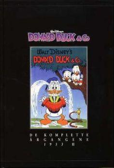 """""""Donald Duck og Co - de komplette årgangene 1953 del 2"""" av Disney"""